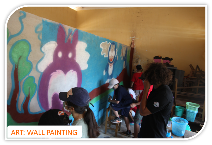 Community service_actions_social responsibility_AsiaMotions_wall painting