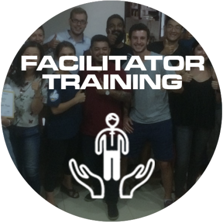 FACILITATOR TRAINING ICON CIRCLE