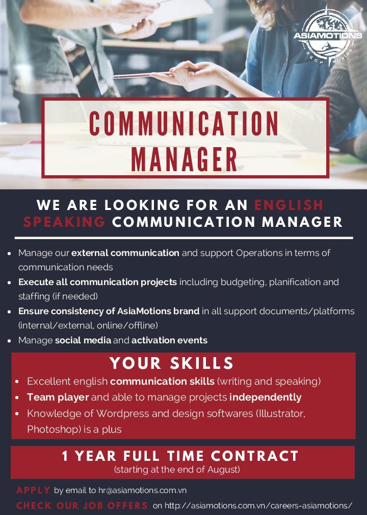 Offer - COM MANAGER-1