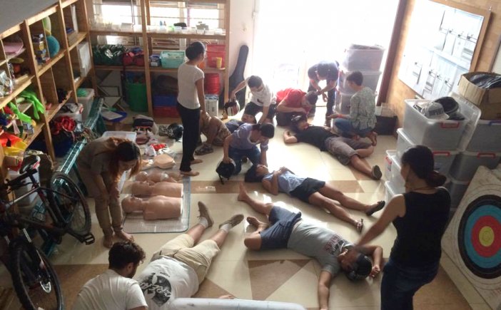 Training asiamtions_first aid