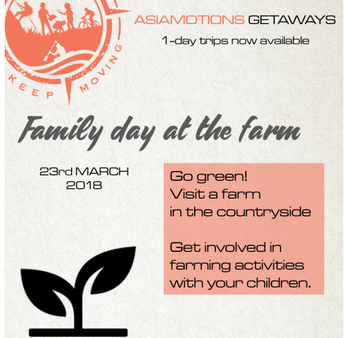 Family day at the farm_general